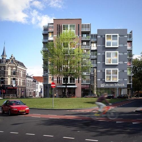 Appartementen Hertogplein