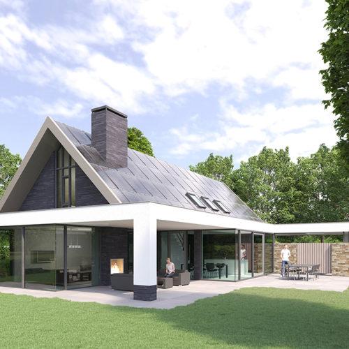 Vrijstaand woonhuis Nistelrode