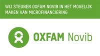 Sponsor, Oxfam, Novib, Croonen, Architecten