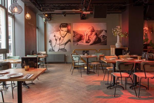 Cafe, Café Toon, Nijmegen, Binnenstad, Mariënburg, Ralph van Zon, Van Zon, Architectuur, Design, Interieur, Exterieur, Renovatie